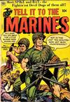 Cover for Tell It to the Marines (Toby, 1952 series) #1