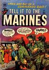 Cover for Tell It to the Marines (Toby, 1952 series) #3