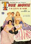 Cover for True Movie and Television (Toby, 1950 series) #2