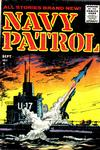 Cover for Navy Patrol (Stanley Morse, 1955 series) #3