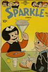 Cover for Sparkle Comics (United Features, 1948 series) #12