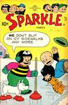 Cover for Sparkle Comics (United Features, 1948 series) #27