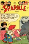 Cover for Sparkle Comics (United Features, 1948 series) #31