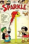Cover for Sparkle Comics (United Features, 1948 series) #33