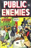 Cover for Public Enemies (D.S. Publishing, 1948 series) #v1#2
