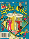 Cover for Jughead with Archie Digest (Archie, 1974 series) #25
