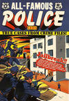 Cover for All-Famous Police Cases (Star Publications, 1952 series) #12