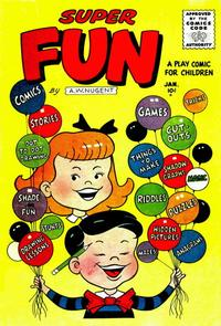 Cover Thumbnail for Super Fun (Stanley Morse, 1956 series) #1