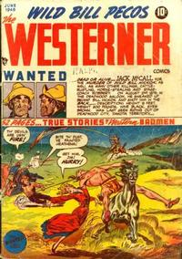 Cover Thumbnail for The Westerner Comics (Orbit-Wanted, 1948 series) #14