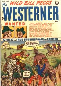 Cover Thumbnail for The Westerner Comics (Orbit-Wanted, 1948 series) #15
