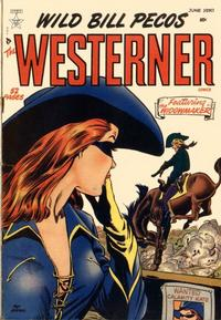 Cover Thumbnail for The Westerner Comics (Orbit-Wanted, 1948 series) #27