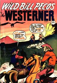 Cover Thumbnail for The Westerner Comics (Orbit-Wanted, 1948 series) #33
