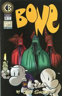Cover Thumbnail for Bone (Cartoon Books, 1997 series) #45