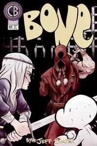 Cover Thumbnail for Bone (Cartoon Books, 1997 series) #49