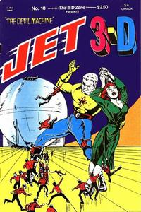 Cover Thumbnail for The 3-D Zone (3-D Zone, 1986 series) #10