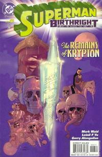 Cover Thumbnail for Superman: Birthright (DC, 2003 series) #6