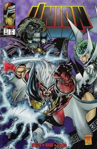 Cover Thumbnail for Union (Image, 1995 series) #5