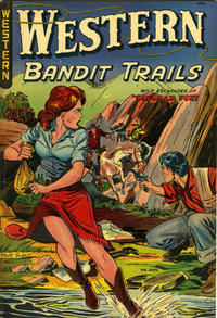 Cover Thumbnail for Western Bandit Trails (St. John, 1949 series) #3
