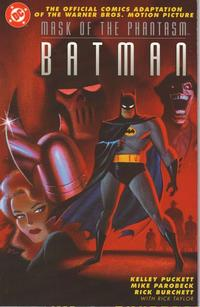 Cover Thumbnail for Batman: Mask of the Phantasm (DC, 1993 series) #[nn]