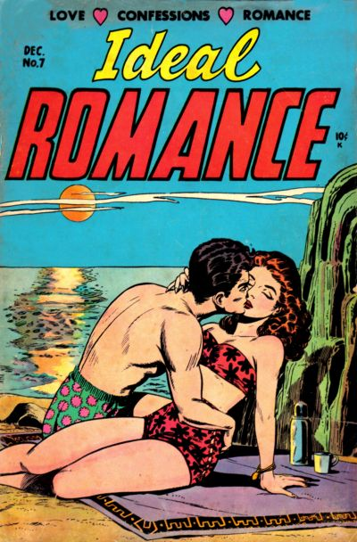 Cover for Ideal Romance (1954 series) #7