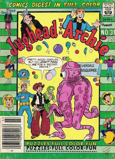 Cover for Jughead With Archie Digest (1974 series) #31