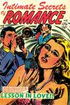 Cover for Intimate Secrets of Romance (Star Publications, 1953 series) #2