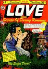 Cover for Top Love Stories (Star Publications, 1951 series) #9