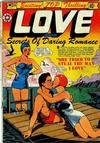 Cover for Top Love Stories (Star Publications, 1951 series) #11