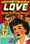 Cover for Top Love Stories (Star Publications, 1951 series) #14