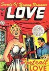 Cover for Top Love Stories (Star Publications, 1951 series) #19