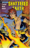 Cover for Shattered Earth (Malibu, 1988 series) #2