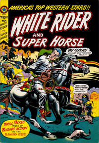 Cover Thumbnail for White Rider and Super Horse (Star Publications, 1950 series) #11 (4)