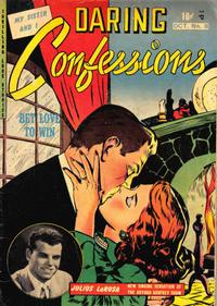 Cover Thumbnail for Daring Confessions (Youthful, 1952 series) #8