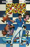Cover for Speed Racer (Now, 1987 series) #2