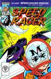 Cover for Speed Racer (Now, 1987 series) #36