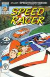 Cover for Speed Racer (Now, 1987 series) #37
