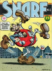 Cover Thumbnail for Snarf (Kitchen Sink Press, 1972 series) #6