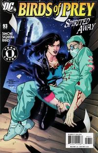 Cover Thumbnail for Birds of Prey (DC, 1999 series) #93