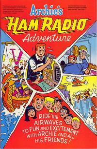 Cover Thumbnail for Archie's Ham Radio Adventure (Archie, 1986 series) #[nn]