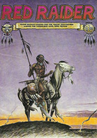 Cover Thumbnail for Red Raider (Last Gasp, 1977 series)