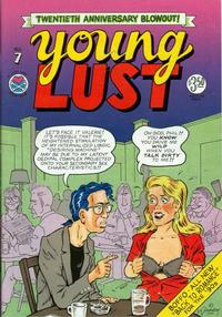 Cover Thumbnail for Young Lust (Last Gasp, 1977 series) #7