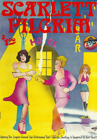 Cover Thumbnail for Scarlett Pilgrim (Last Gasp, 1977 series) #[nn]
