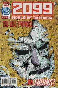 Cover Thumbnail for 2099: World of Tomorrow (Marvel, 1996 series) #8