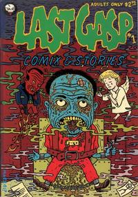 Cover Thumbnail for Last Gasp Comix and Stories (Last Gasp, 1994 series) #1