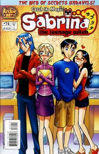 Cover Thumbnail for Sabrina the Teenage Witch (Archie, 2003 series) #74