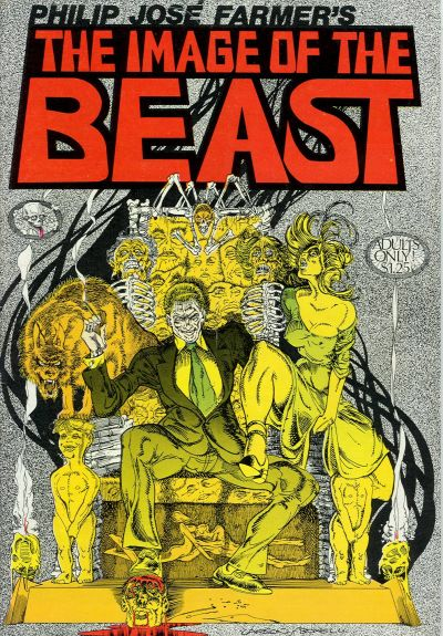 Cover for Image of the Beast (Last Gasp, 1979 series) #[nn]
