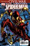 Cover for The Amazing Spider-Man (Marvel, 1999 series) #529 [Direct Edition]