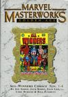 Cover Thumbnail for Marvel Masterworks: Golden Age All-Winners Comics (2005 series) #1 (55) [Limited Variant Edition]