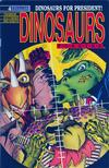 Cover for Dinosaurs for Hire (Malibu, 1988 series) #4