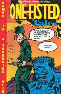 Cover Thumbnail for One Fisted Tales (Slave Labor, 1990 series) #9